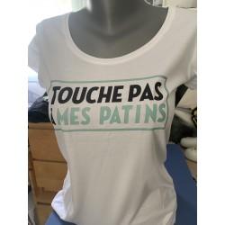 T-Shirt Femme Touche pas à...